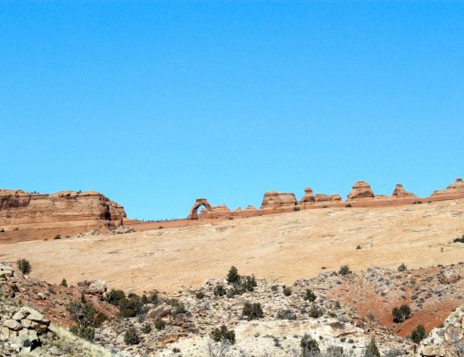Arches Moab