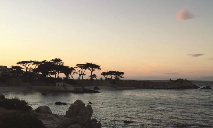 Lovers Point Big Sur