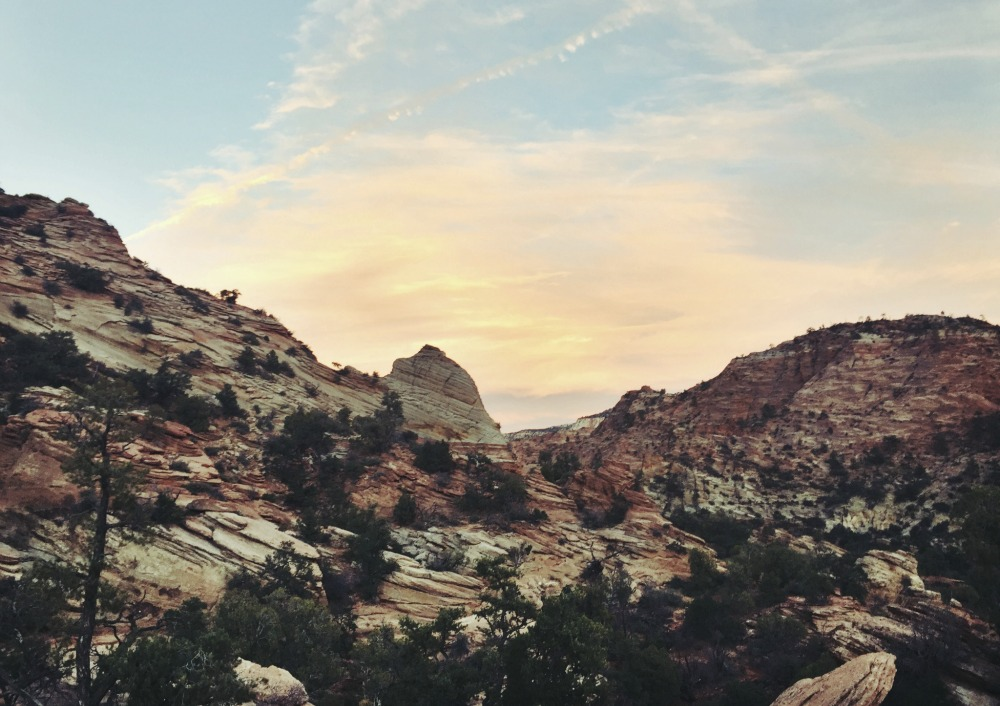 Canyon Overlook Zion