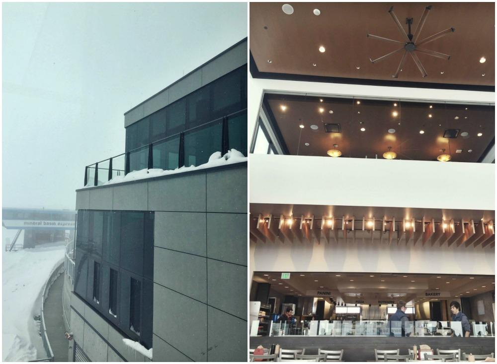 The Summit Restaurant Snowbird