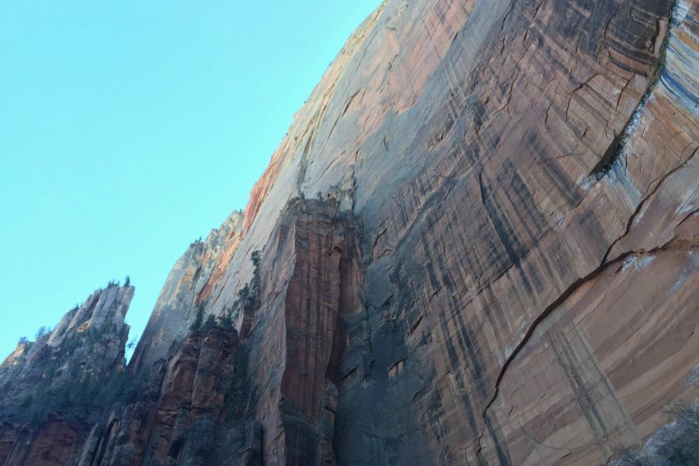 Zion Park Utah Rock