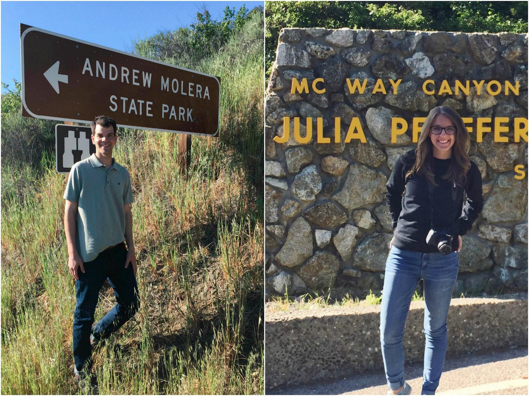 Julia Andrew State Park Dede