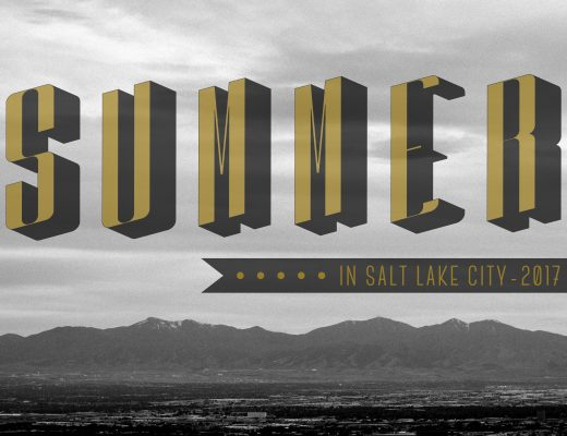 Summer In Salt Lake