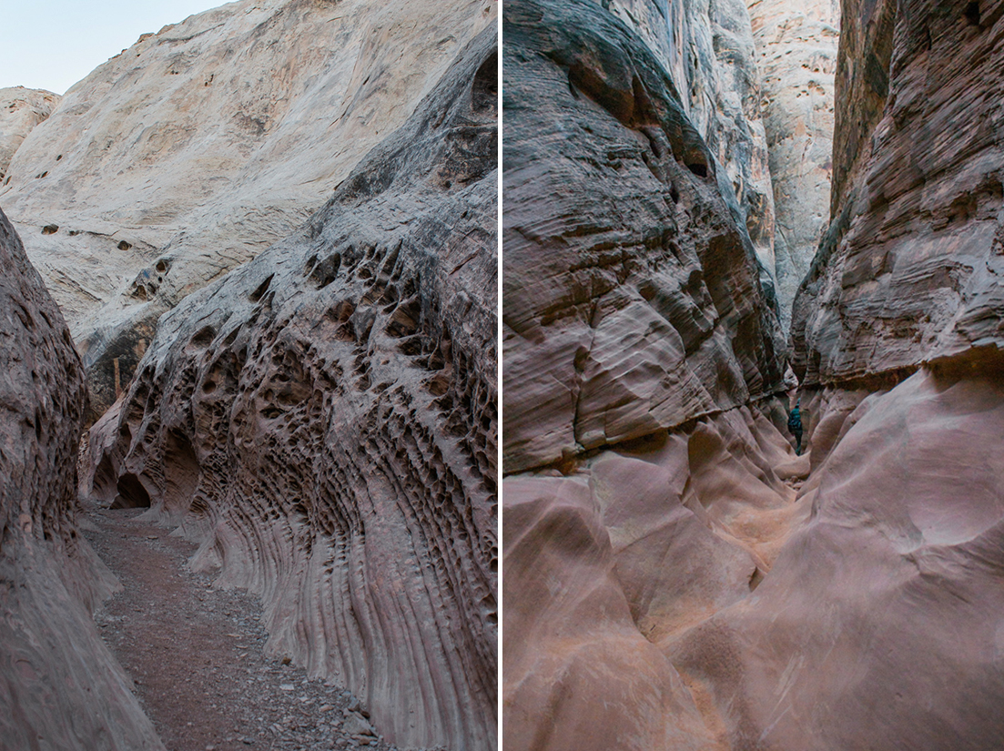 Slot Canyon Hike Utah