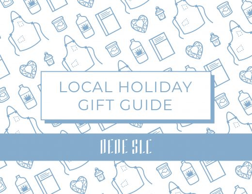 Salt Lake Gift Guide