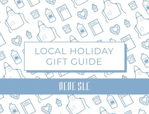 Salt Lake Gift Guide